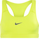 Nike Victory Compression Sports Bra Women yellow